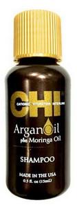 Argan a Moringa olej CHI Oil Argan Oil 15ml