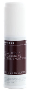 Korres Wild Rose Brightening & Line Smoothing Serum