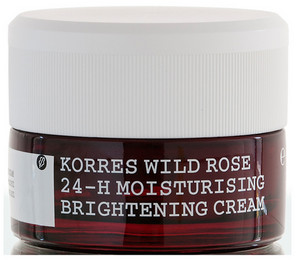 Korres Wild Rose 24-hour Moisturizing & Brightening Cream 40ml