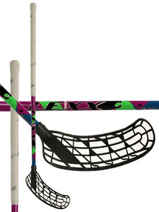 Floorball Stick Lexx Black Wolf V1 3,2 Nice Multi Pink `15