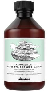 Detoxikační šampón DAVINES DETOXIFYING Scrub Shampoo 250ml