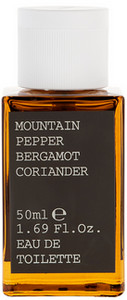 Korres Mountain Pepper/ Bergamot/ Coriander