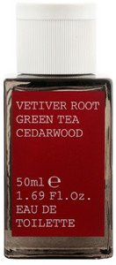 Korres Vetiver Root/ Green Tea/ Cedarwood