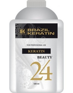 Brazil Keratin Beauty 24h 500ml