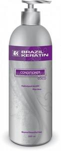 Hydratační kondicionér s vůní kokosu BRAZIL KERATIN Coco Conditioner 1l