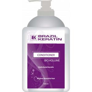 Kondicionér pro objem BRAZIL KERATIN Bio Volume Conditioner 500ml