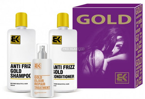 Set BRAZIL KERATIN GOLD Set
