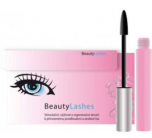 Řasenka pro intenzivní růst řas BRAZIL KERATIN Beauty Lashes 3.5ml