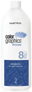 Vyvíječ MATRIX COLORGRAPHICS Lift & Tone Promoter 1l 8 Vol. 2,4%