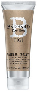 Gél TIGI B FOR MEN Power Play Firm Finish Gel