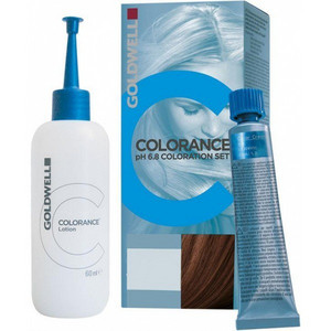Goldwell Colorance pH 6,8 Coloration Set 90ml 4/G - kaštanová