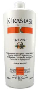 Kérastase Nutritive Lait Vital Incredibly Light - Exceptional Nutrition Care 1l