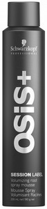 Schwarzkopf Professional Osis Session Label Volumising Root Spray Mousse 200ml