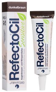 Barva na řasy a obočí REFECTOCIL Sensitive Eyelash & Eyebrow Tint 15ml Tmavá hnědá
