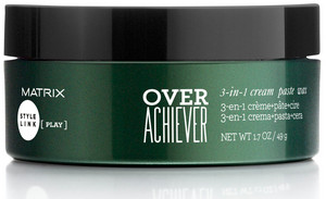 3 v 1 - krém, pasta a vosk MATRIX STYLE LINK PLAY Over Achiever 3-in-1 Cream Paste Wax 75ml