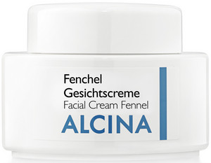 Alcina Facial Cream Fenchel 100ml