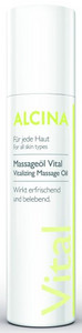 Alcina Vitalizing Massage Oil 200ml