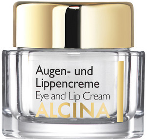 Alcina Eye and Lip Cream krém na oči a pery