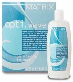 Matrix Opti.Wave Waving Lotion 3x250ml Barevné nebo citlivé vlasy