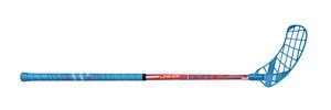 Florbalová hokejka Unihoc UNITY 32 turquoise `16 tyrkysová Levá ruka níže 87cm (=97cm)