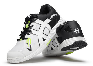 Unihoc U3 Speed white/black Indoor shoes