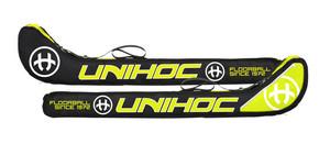Unihoc Stick cover Action neon yellow Senior neonově žlutá / černá 104cm (=114cm)
