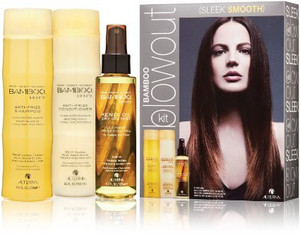Alterna Bamboo Smooth Sleek Smooth Blowout