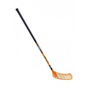 Florbalová hokejka X3M Campus 32 `16 oranžová / černá Pravá (pravá ruka níže) 87cm (=97cm)