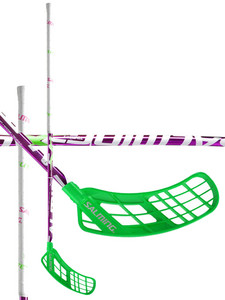 Florbalová hokejka Salming Quest3 X-shaft TourLite TC 2° `16