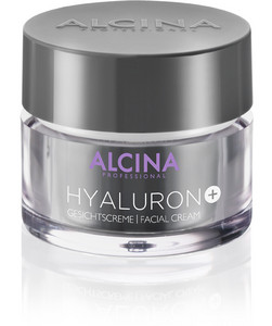 Alcina Hyaluron+ Facial Cream 50ml