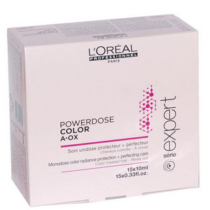 L'Oréal Professionnel Série Expert Vitamino Color AOX Powerdose 15x10ml
