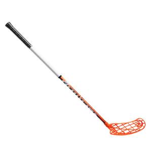 Florbalová hokejka Salming Aero-Z 32 `16 oranžová / černá Pravá (pravá ruka níže) 87cm (=97cm)