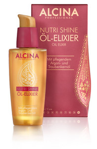 Alcina Nutri Shine Oil Elixir 50ml