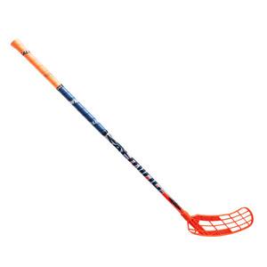 Florbalová hokejka Salming Quest1 X-shaft TourLite TC 2° JR `16 oranžová / modrá Levá (levá ruka níže) 87cm (=97cm)