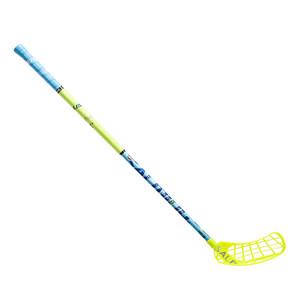 Florbalová hokejka Salming Quest2 TourLite 24 `16 žlutá / modrá Levá (levá ruka níže) 100cm (=110cm)