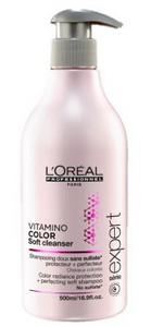 L'Oréal Professionnel Série Expert Vitamino Color AOX Creamy Cleanser Shampoo 500ml