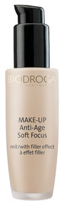 Biodroga Soft Focus Anti-Age Make up make-up proti starnutiu pleti