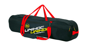 Unihoc Crimson Line black junior Toolbag