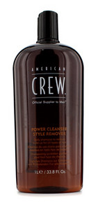 Šampon AMERICAN CREW Power Cleanser Style Remover Shampoo 1l