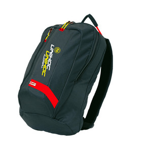 Unihoc Backpack Crimson Line black Batoh