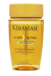 Kérastase Elixir Ultime Sublime Cleansing Oil Shampoo 80ml