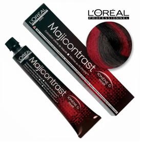 Barva na vlasy LOREAL MAJICONTRAST 50ml 01 - červená