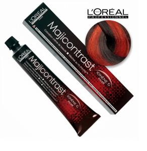 Barva na vlasy LOREAL MAJICONTRAST 50ml 04 - měděná ryzí