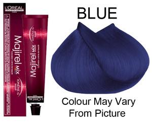 Barva na vlasy LOREAL MAJIREL MIX 50ml modrá