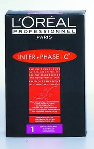 L'Oréal Professionnel Inter-Phase-C 75ml, 1 - normální přírodní vlasy