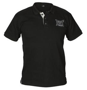 Tričko s límečkem FatPipe RENE `16 S černá