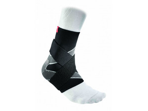 Ortéza na členok McDavid 5122 ANKLE SLEEVE 4/WAY ELASTIC WITH GEL