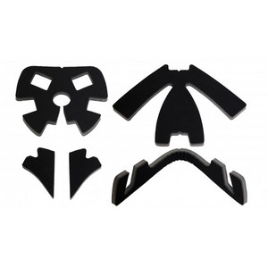 Salming Phoenix Helmet Interior Padding černá