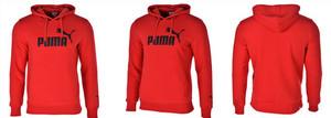 Mikina s kapucí Puma `16 XL červená
