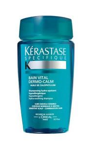 Kérastase Specifique Bain Vital Dermo-calm Shampoo for Normal to Combination Hair 80ml